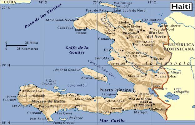 Voces del Desierto abre una cuenta para ayudar a las víctimas del terremoto de Haití