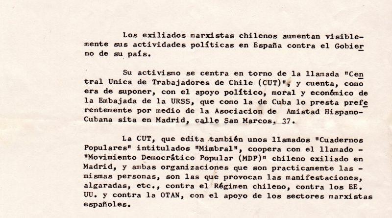 León Canales: el poeta y cantautor anarquista chileno espiado por el socialismo español